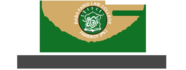 BFLC | Baba Farid Law College Faridkot